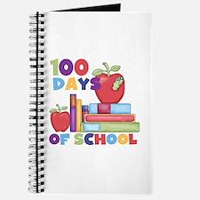 Books 100 Days Journal