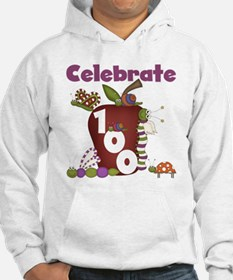 Bugs and Apple 100 Days Hoodie