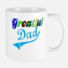 Greatful Dad or Greatful Dead Mug