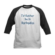 Rather be in Barbados Tee