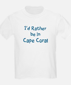 Rather be in Cape Coral T-Shirt