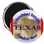 Texas-3 Magnet