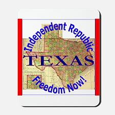 Texas-3 Mousepad