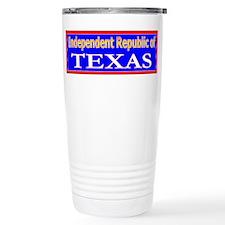 Texas-2 Travel Mug