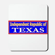 Texas-2 Mousepad