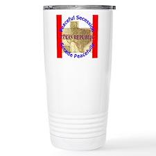Texas-1 Travel Mug