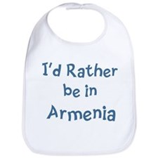 Rather be in Armenia Bib