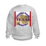 Texas-3 Kids Sweatshirt