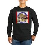 Texas-3 Long Sleeve Dark T-Shirt