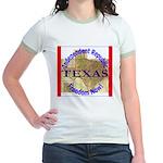 Texas-3 Jr. Ringer T-Shirt