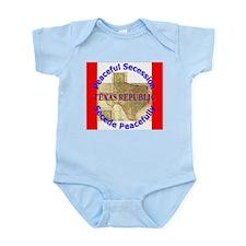 Texas-1 Infant Bodysuit