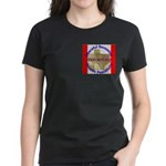 Texas-1 Women's Dark T-Shirt