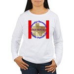 Texas-1 Women's Long Sleeve T-Shirt