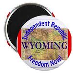 Wyoming-3 Magnet