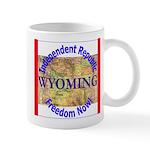 Wyoming-3 Mug