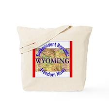 Wyoming-3 Tote Bag
