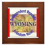 Wyoming-3 Framed Tile