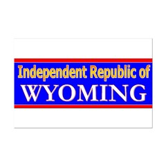 Wyoming-2 Posters