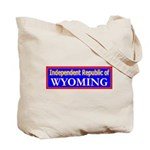 Wyoming-2 Tote Bag
