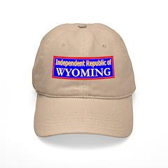 Wyoming-2 Baseball Cap