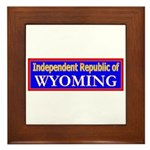Wyoming-2 Framed Tile