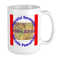 Wyoming-1 Mug
