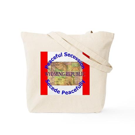 Wyoming-1 Tote Bag