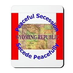 Wyoming-1 Mousepad