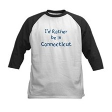 Rather be in Connecticut Tee
