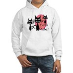LOVE & Friendship Hooded Sweatshirt