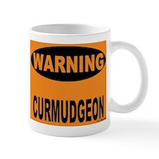 Curmudgeon Warning Mug