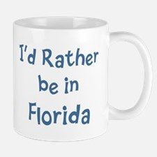 Rather be in Florida Small Small Mug