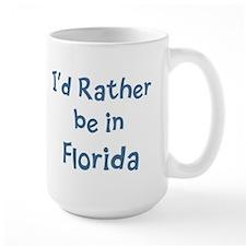 Rather be in Florida Mug