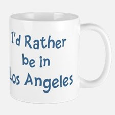 Rather be in Los Angeles Mug