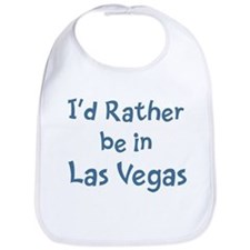 Rather be in Las Vegas Bib