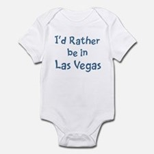 Rather be in Las Vegas Infant Bodysuit