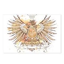 Majestic Eagle Postcards (Package of 8)