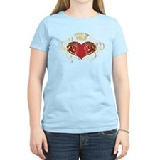 Royal Heart T-Shirt