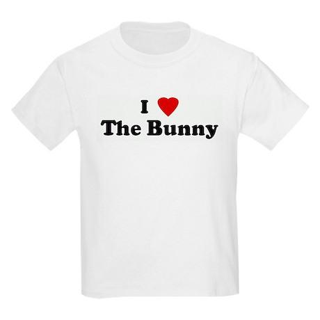 I Love The Bunny Kids Light T-Shirt
