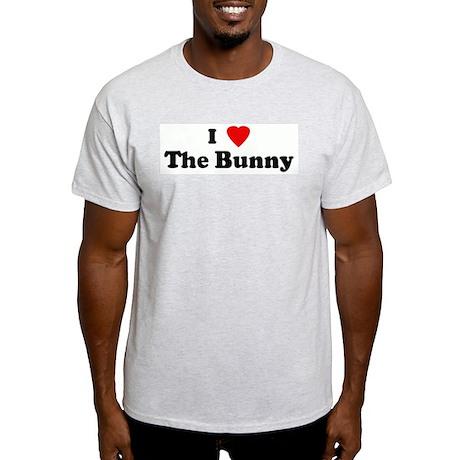 I Love The Bunny Light T-Shirt