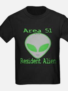 Area 51 Resident Alien T