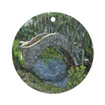 New Orleans Art Bridge Ornament (Round)