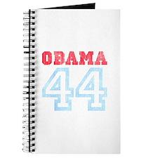 OBAMA 44 Journal