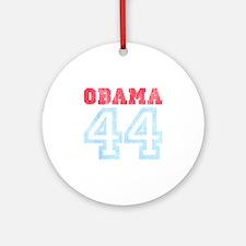 OBAMA 44 Ornament (Round)