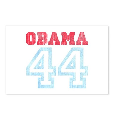 OBAMA 44 Postcards (Package of 8)