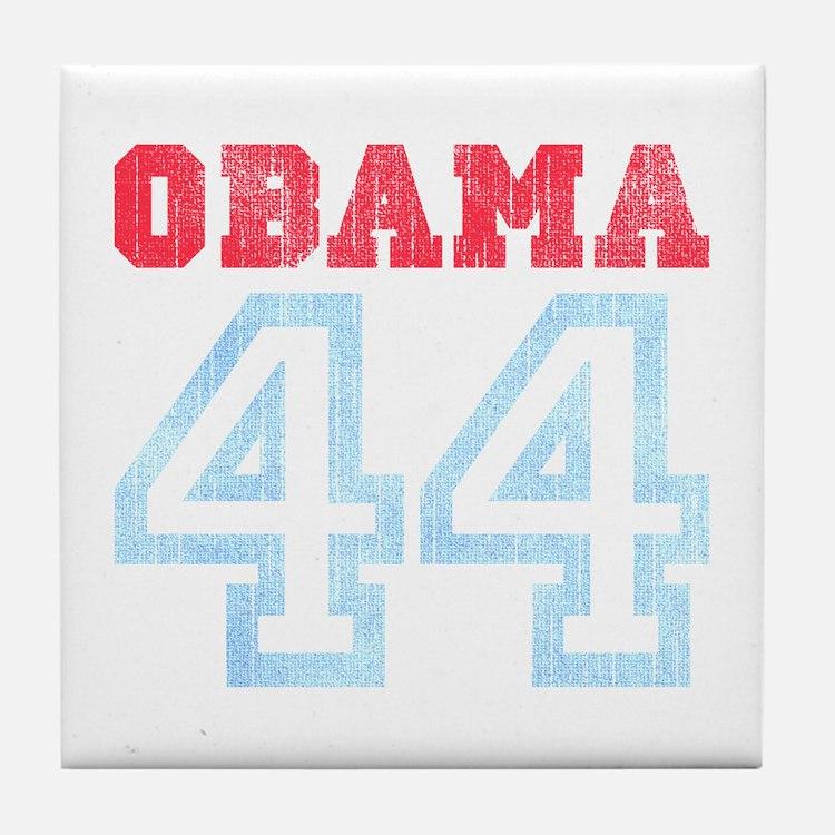 OBAMA 44 Tile Coaster
