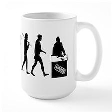 Quality Controller QC inspectors Mug