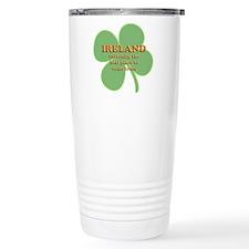 Ireland, the best place! Travel Mug