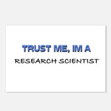 Trust Me I'm a Research Scientist Postcards (Packa