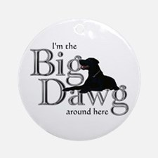 Big Dawg - Ornament (Round)